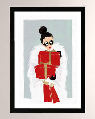 Oliver Gal The Artist Co. Posh Gifts Galore Framed Print