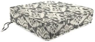 Ebern Designs Boxed Edge Indoor/Outdoor Dining Chair Cushion Ebern Designs