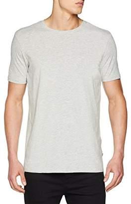 ONLY & SONS Men's onsBASIC Slim O-Neck NOOS T-Shirt, Black, S