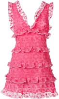 Giamba ruffled dress
