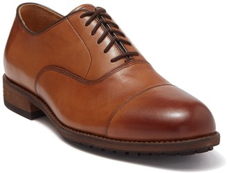Warfield & Grand Jamison Leather Cap Toe Oxford