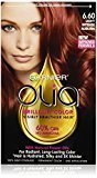 Garnier Olia Oil Powered Permanent Hair Color, 6.60 Light Intense Auburn (Packaging May Vary)