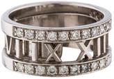Tiffany & Co. Diamond Atlas Ring