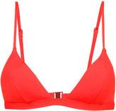 Onia Danni bikini top - women - Nylon/Spandex/Elastane - XS