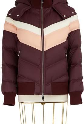 Lu Mei Erith nylon down jacket