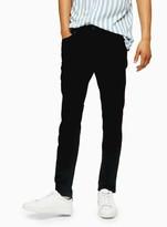 TopmanTopman JACK & JONES Skinny Fit Black Jeans