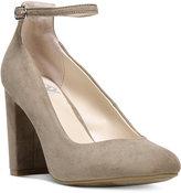 Fergalicious Daisy Block-Heel Pumps Women's Shoes