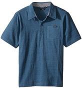 O'Neill Kids - The Bay Polo Short Sleeve Top Boy's Short Sleeve Pullover