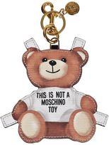 Moschino Teddy Bear Cut-out Keyring