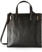 Lodis Stephanie Scarlet Tote with RFID Protection