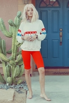Wildfox Couture U.S. Racer Kim Sweater in Vintage Lace