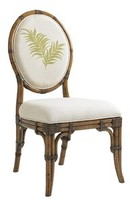 Tommy Bahama Bali Hai Upholstered Dining Chair Home