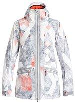 Roxy SNOW Women's Torah Bright Ascend Tailored Fit Jacket