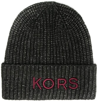Michael Kors Knitted Beanie Hat