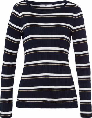 Brax Women's Carina Modern Long Sleeve Top