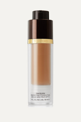 Tom Ford Traceless Perfecting Foundation Broad Spectrum Spf15 - Tawny 07