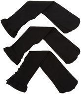 Jefferies Socks 3 Pack Tights (Baby) - White-6-18 Months
