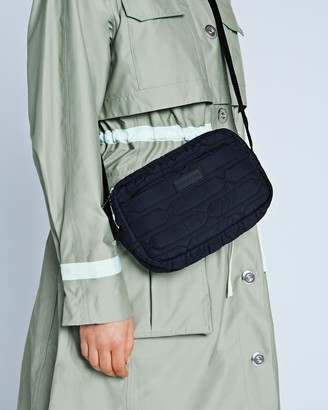 Hunter Quilted Crossbody Bag