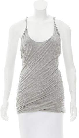 Calvin Klein Collection Sleeveless Racerback Top w/ Tags