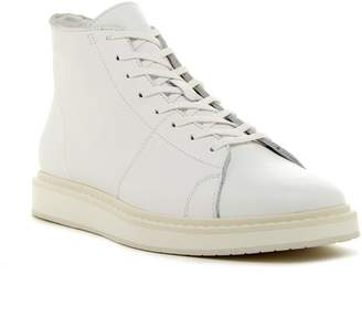 Frye Mercer High Top Leather Sneaker