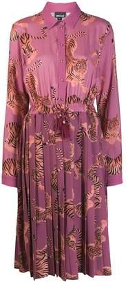 Just Cavalli tiger print dress
