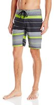 Kanu Surf Men's Specter Stripe Board Shorts