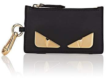 Fendi Women's Bag Bugs Leather Coin Case