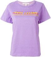 Marc Jacobs logo print graphic T-shirt - women - Cotton - S