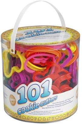 Wilton 101 Cookie Cutters Set