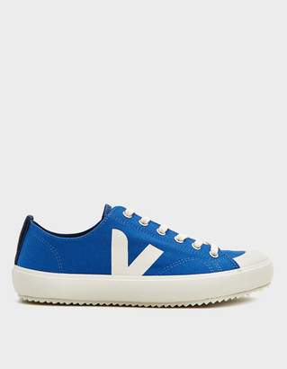 Veja Nova Canvas Sneaker in Indigo Pierre