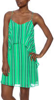 Sugar Lips Stripe Spaghetti Strap Dress