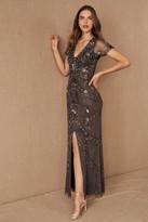 Aidan Mattox Fatima Dress