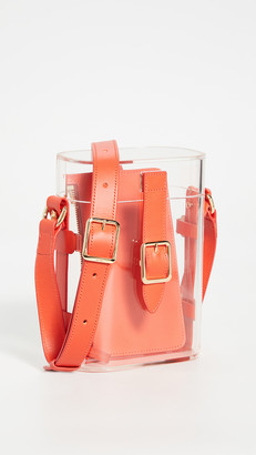 Officina del Poggio Mini Safari Plexy Bag