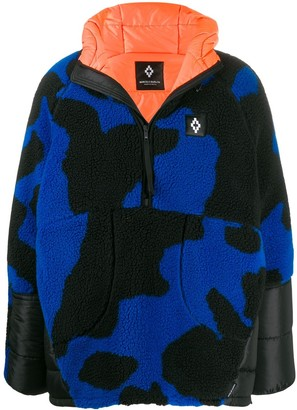 Marcelo Burlon County of Milan Camouflage Fleece Hoodie