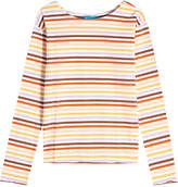 MiH Jeans M i H Simple Mariniere Striped Cotton Top