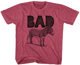 Red Heather 'Bad' Donkey Tee - Toddler & Boys