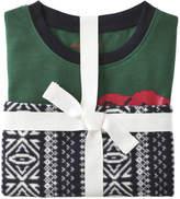 Joe Fresh Toddler Boys' Fleece Sleep Set, Emerald (Size 5)
