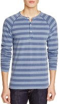 Todd Snyder Striped Weathered Henley