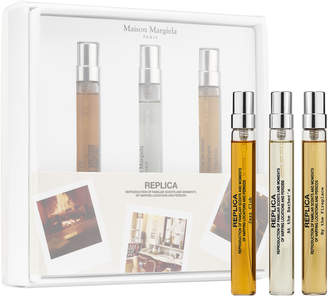 Maison Margiela REPLICA Travel Spray Set ( Jazz Club, At the Barber's, By the Fireplace)