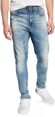 G Star Men's D-Staq Lox 5-Pocket Jeans