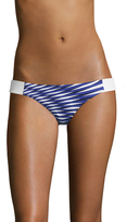 La Perla Medium Striped Bikini Bottom