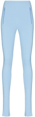 Wardrobe NYC Zip Detail Leggings