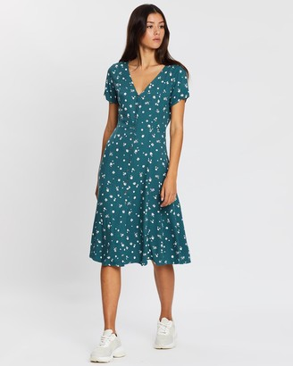 All About Eve Blossom Midi Dress