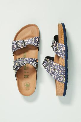Birkenstock Sydney Vegan Sandals By in Blue Size 39