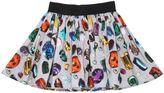 Molo Jewels Printed Cotton Poplin Skirt