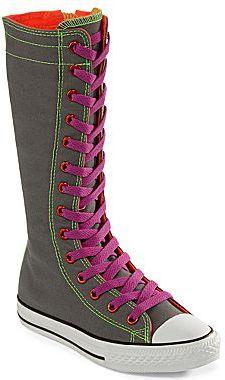 Converse Chuck Taylor All Star X-Hi Girls Sneakers
