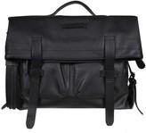 Sherpani Women's Petra Ethos Leather Messenger Bag