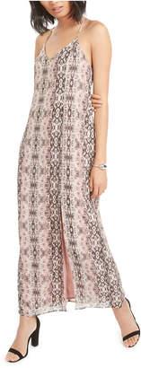 Bar III Printed Maxi Dress