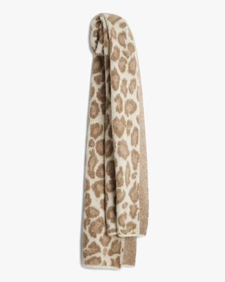 Rag & Bone Cheetah Scarf