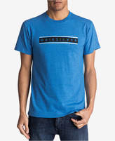 Quiksilver Men's Daily Surf Logo T-Shirt